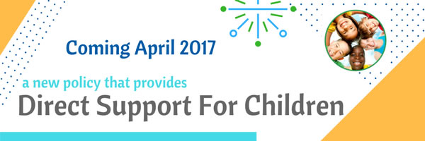 logo for Direct Support for Children
